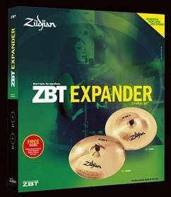 ZILDJIAN CARTONE 2 ZBT EXPANDER (ZBTE2P): CRASH + CHINA