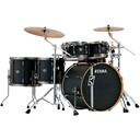 TAMA ML52HLZBNS-FBK - SHELL KIT HYPER-DRIVE - FINITURA FLAT BLACK
