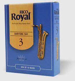 RICO ROYAL SAX BARITONO N.3.5