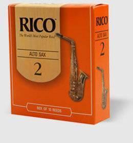 RICO REEDS ARANCIO SAX CONTRALTO N.3.5