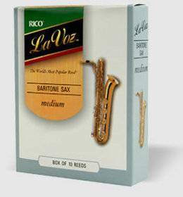LA VOZ SAX BARITONO MEDIUM
