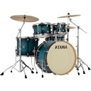 TAMA CL52KRS-BAB - SHELL KIT - FINITURA BLUE LACQUER BURST