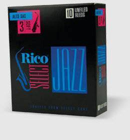 RICO JAZZ UNFILED SAX CONTRALTO 2S