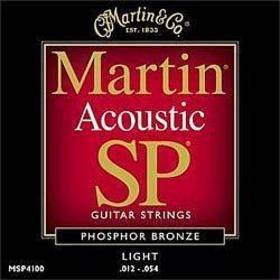 Martin & Co. MSP4100 - Muta per chitarra acustica light.