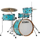 TAMA LJK48S-AQB - SHELL KIT CLUB-JAM - FINITURA AQUA BLUE