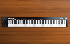 M-AUDIO KEYSTATION 88 MK II