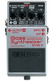 BOSS SYB 5 BASS SYNTHESIZER