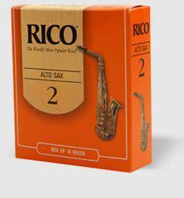 RICO REEDS ARANCIO SAX CONTRALTO N.2