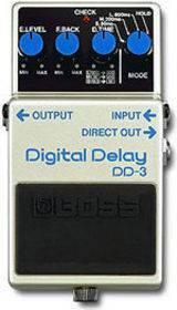 BOSS DD 3 DIGITAL DELAY