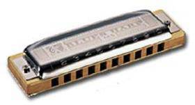 HOHNER BLUES HARP G (SOL)